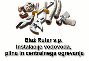 BLAŽ RUTAR S.P. INSTALACIJE