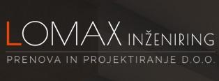 LOMAX, Inžiniring, prenova in projektiranje d.o.o.